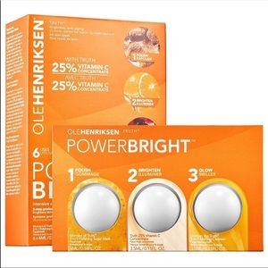 OLEHENRIKSEN Power Bright 3-Step System NEW